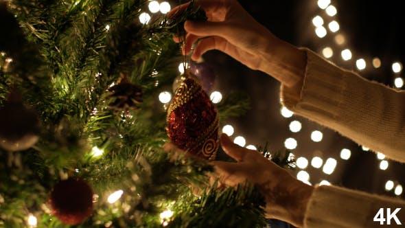 Thumbnail for Hanging Christmas Ball