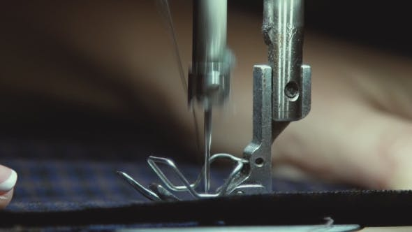 Of Sewing Machine Parts. Foot Needle. Needle Plate.