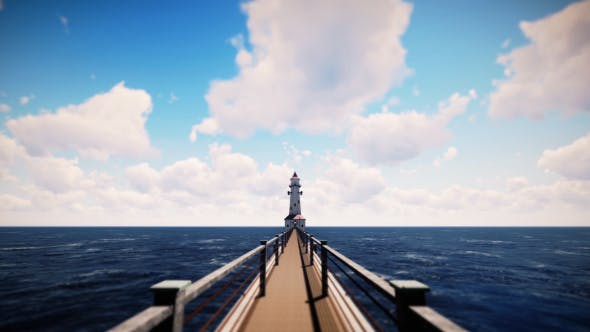 Thumbnail for Lighthouse - Sunny Day