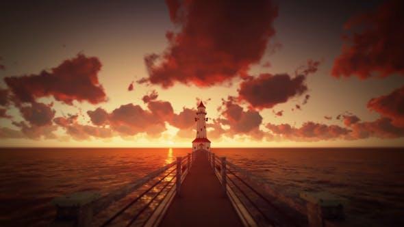 Thumbnail for Lighthouse - Sunset