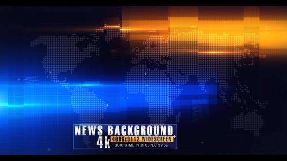 Broadcast News Background