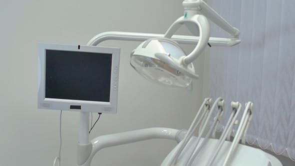 Thumbnail for Dental Chair In The Office