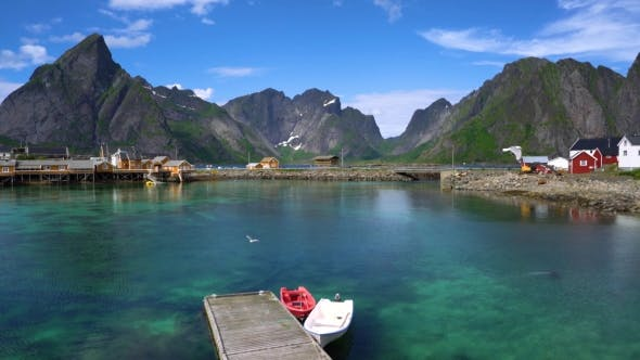 Thumbnail for Lofoten Archipelago Islands
