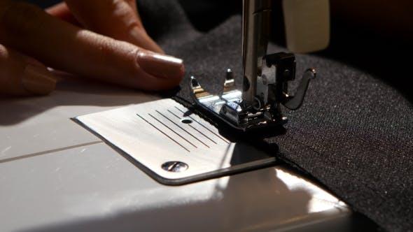 Thumbnail for Sew Black Fabric.