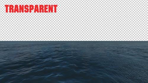 Ozean - Transparent