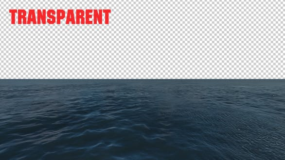 Thumbnail for Ocean - Transparent