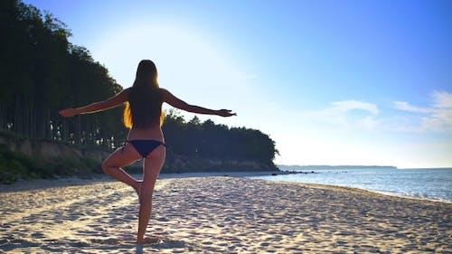 Yoga In The Fresh Air