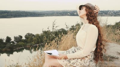 Writer On The Nature