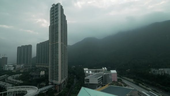 Thumbnail for Bad Weather In Hong Kong