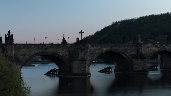 Thumbnail for Charles Bridge, Prague, Czech Republic