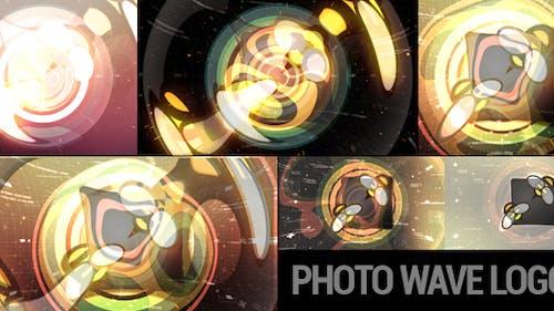 Photo Wave Logo