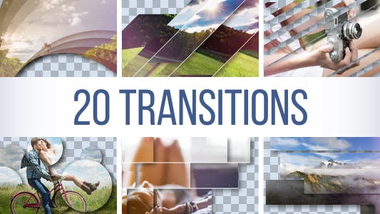 Thumbnail for Transitions Pack
