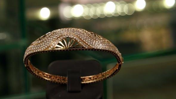 Thumbnail for Modeschmuck Accessoires für Frauen aus Gold