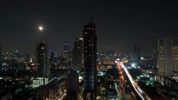 Thumbnail for Of Night Illuminated Bangkok
