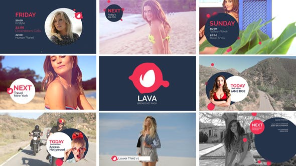 Lava Broadcast Package