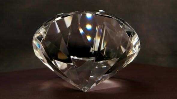 Cover Image for Crystal Swarovski Large  With Rotation, Shine Crystal Window Of a Jewelry Store, Jewelery, Precious