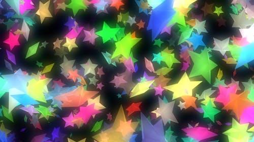 Shining Stars VJ Loop Pack