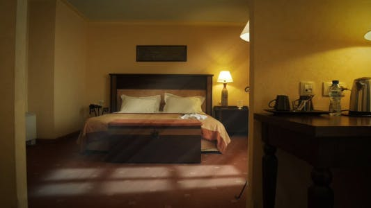 Cover Image for Hotel room
