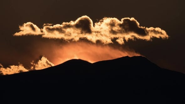 Thumbnail for Of Sunset And Clouds Over Mountains