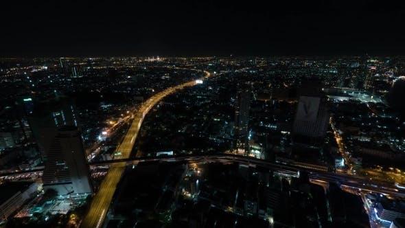 Thumbnail for Night Life In Bangkok City, Thailand