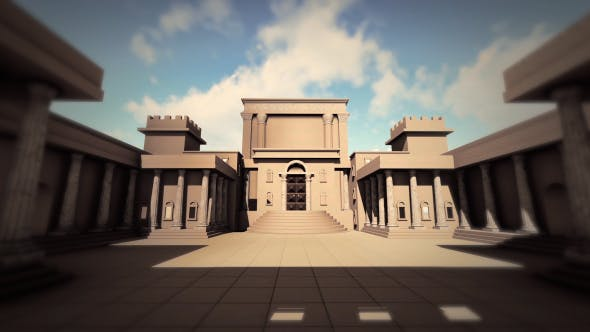 Thumbnail for Herod's Temple