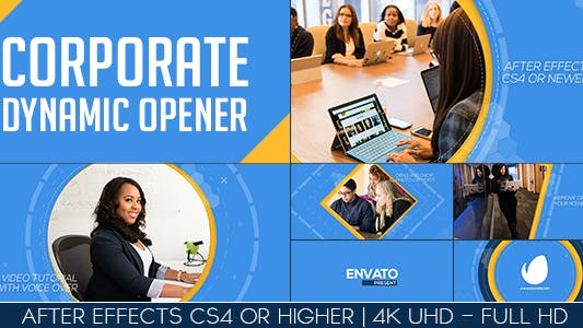 Cover Image for Corporate Dynamic Opener