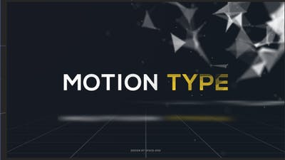 Motion Type Text