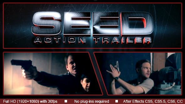 Cover Image for Action Trailer (SEED)