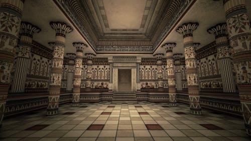 Pharaoh Tutankhamun Room