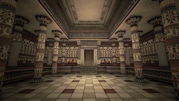 Thumbnail for Pharaoh Tutankhamun Room