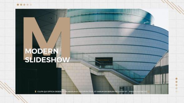 Thumbnail for Modern Slides