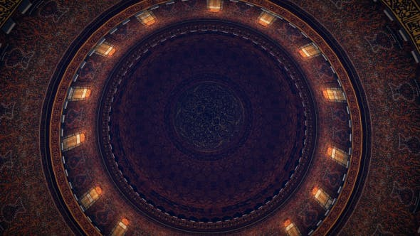 Thumbnail for Mosque – Inside Animation