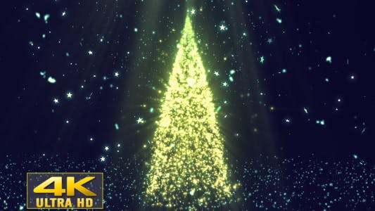 Thumbnail for Christmas Tree Glitters 2