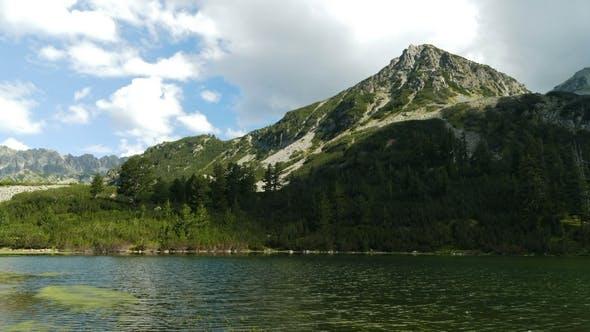 Fish Lake Vasilashko in Bulgaria