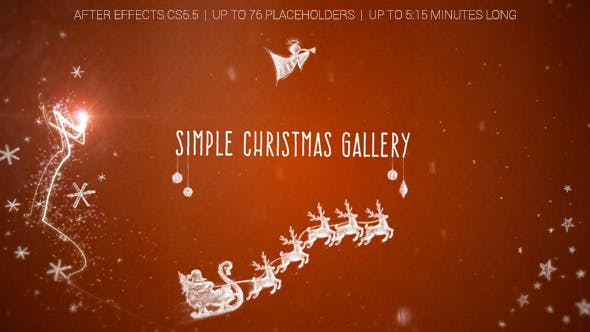 Thumbnail for Simple Christmas Gallery