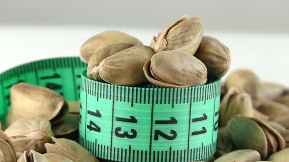 Thumbnail for The Pistachio And Measurement Macro View 2