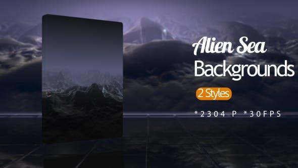 Thumbnail for Alien Sea