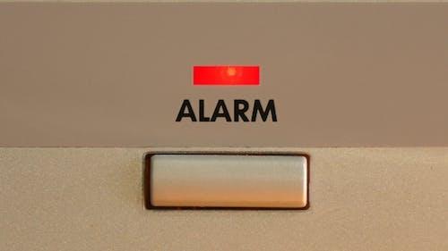 Deep Freeze Alarm