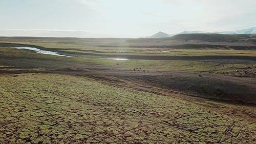 Typical Icelandic Landscape