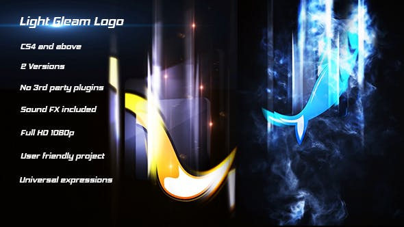Thumbnail for Logo Light Gleam