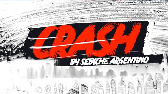 Thumbnail for Crash Concert (Organic Paint)