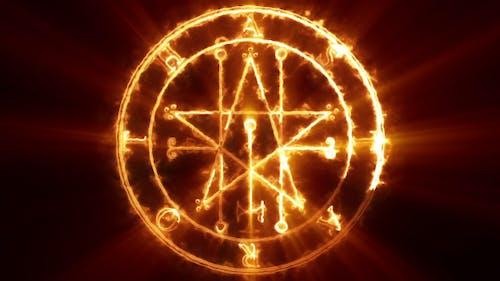 Astaroth Occult Symbol