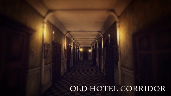 Thumbnail for Old Hotel Corridor