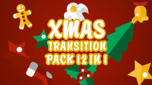 Xmas Transition Pack 12 in 1
