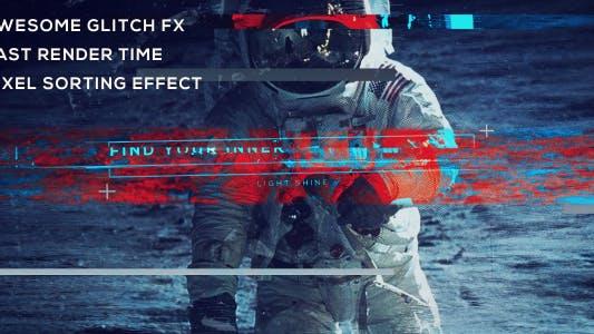 Thumbnail for Pixel Sorting Trailer