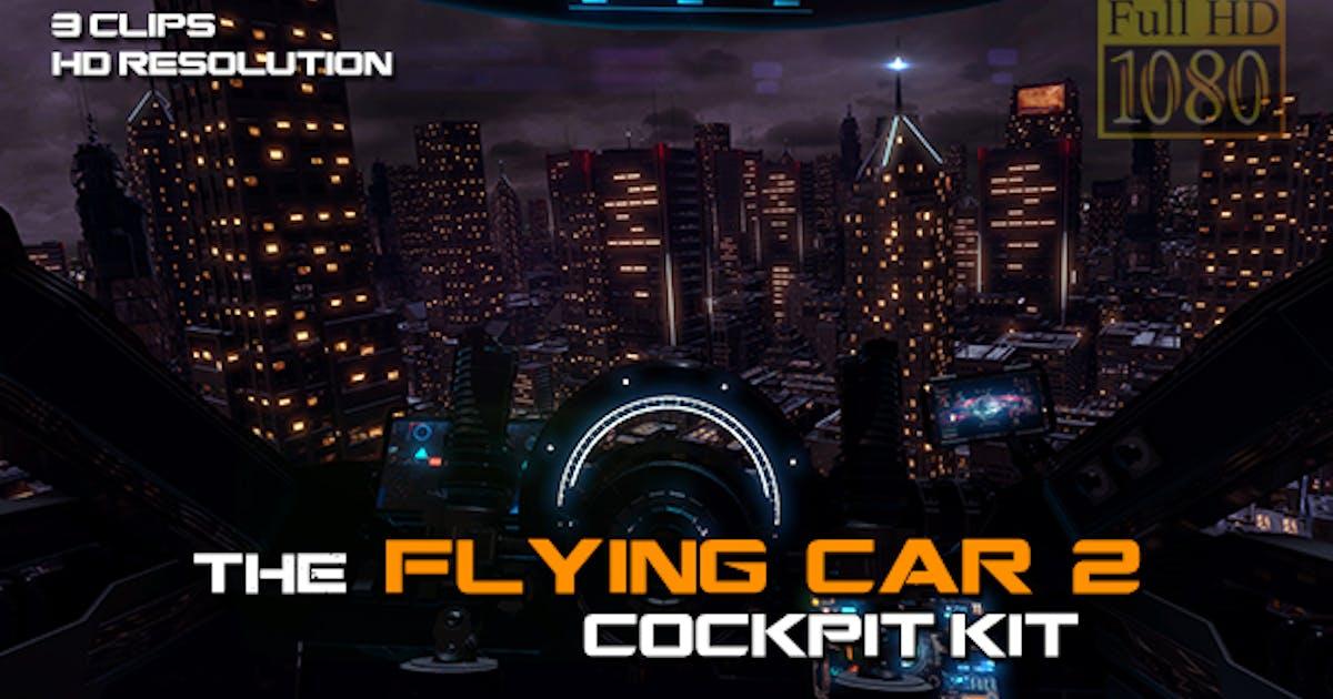 The Flying Car 2 - Cockpit Kit