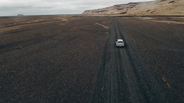 Thumbnail for Across The Iceland By Car