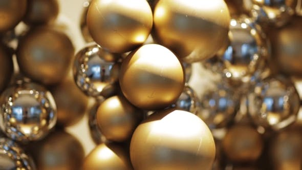 Thumbnail for Christmas Decoration Balls Or Garland Of Beads 13