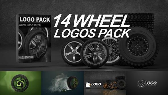Wheel Logos Pack