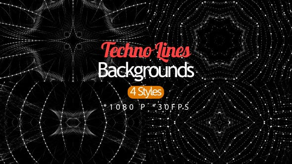 Thumbnail for Techno Lines